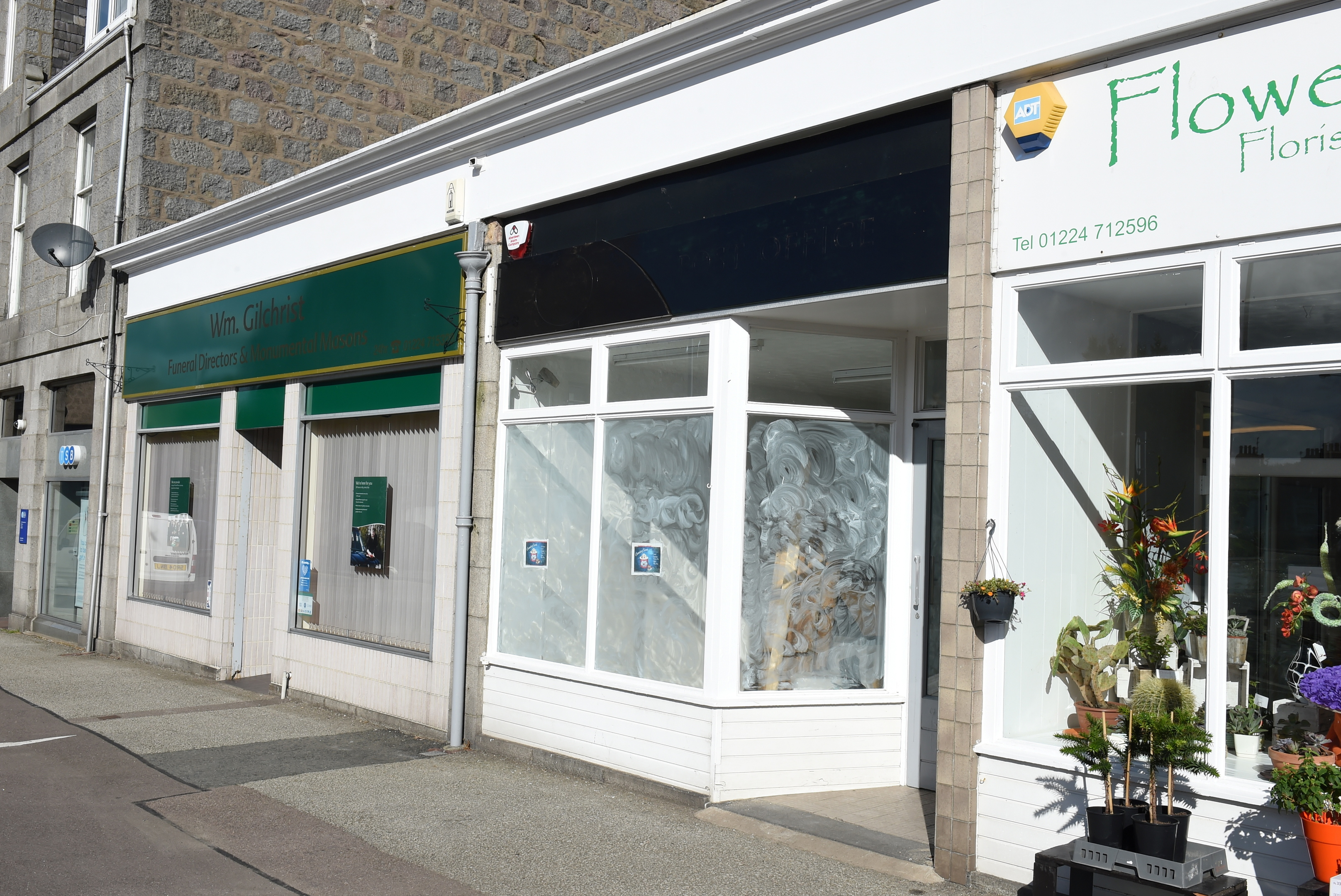 Sweet Scoops will take up premises in the old Post Office shop in Bucksburn.
