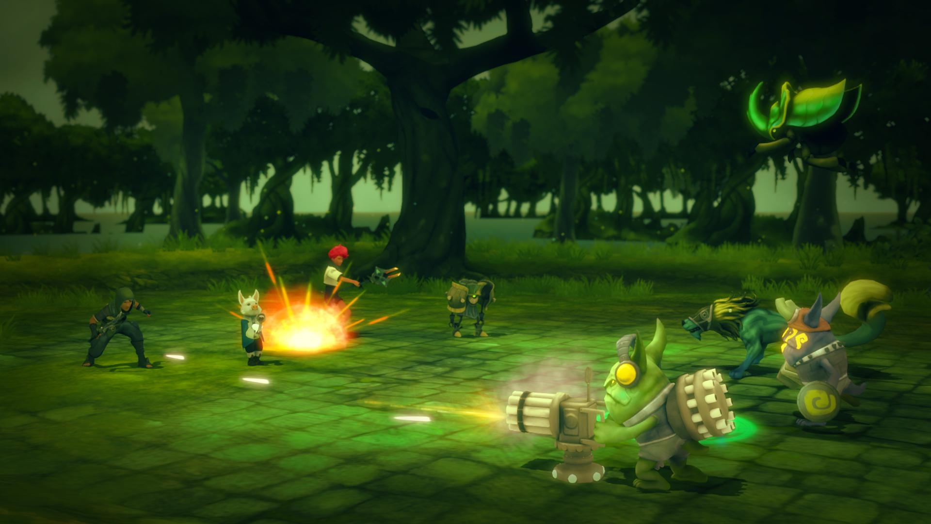 earthlock-screenshot-goblin-fight