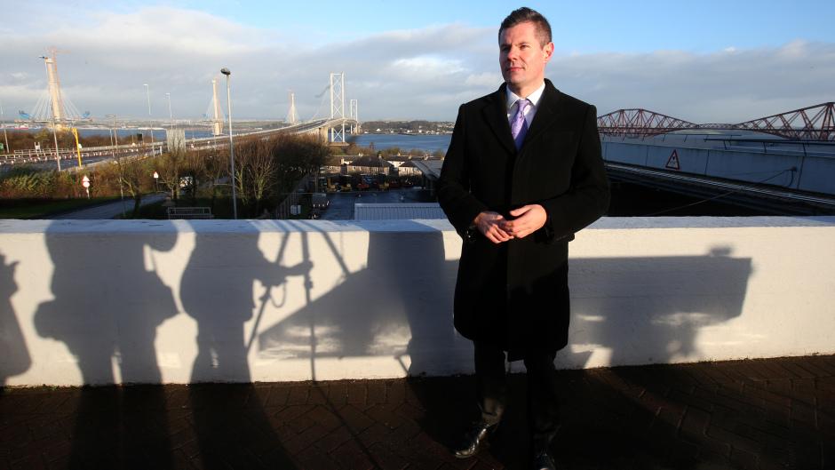 Derek Mackay said ministers have a firm grip on Scotland's public finances