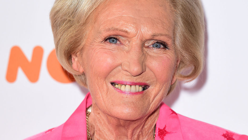 Mary Berry says she staying with the BBC out of loyalty