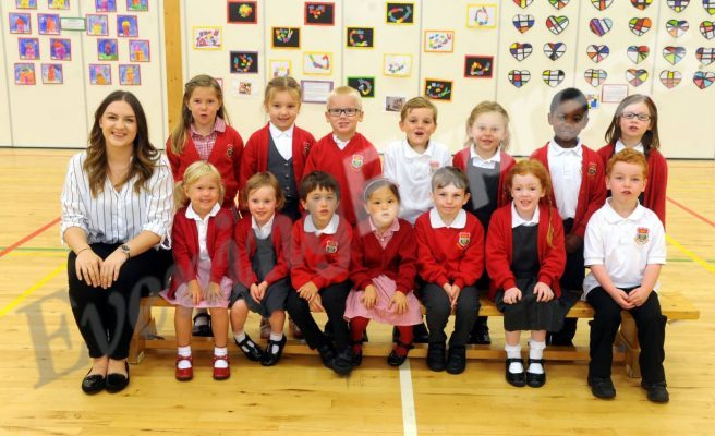 Airyhall Primary School with Miss Riddell
