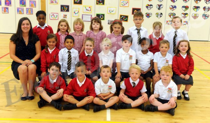 Airyhall Primary School with Mrs Smith