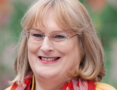 Annie Wallace is in the running for a Bafta.