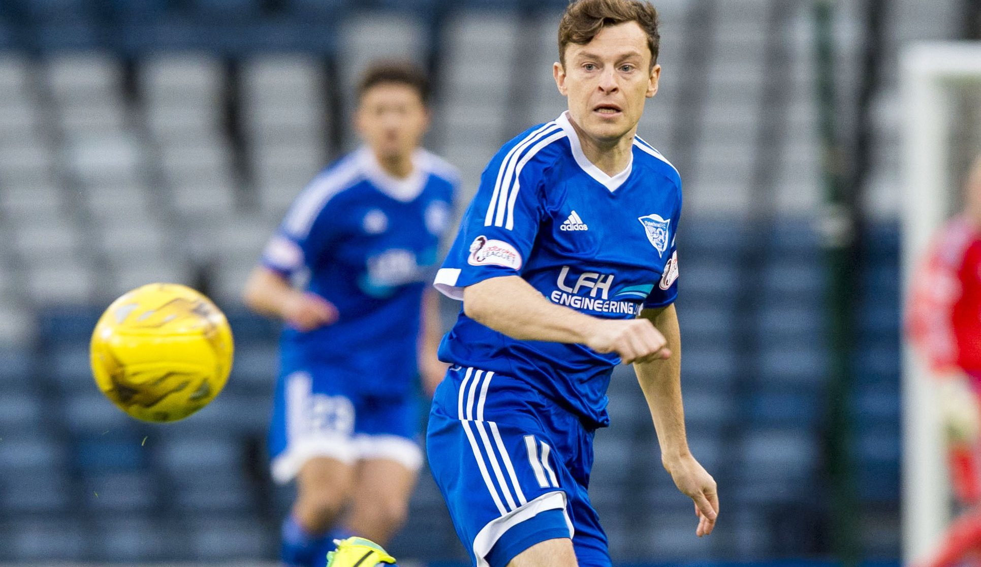 Nicky Riley is backing the Peterhead players to stick together and turn their fortunes around.