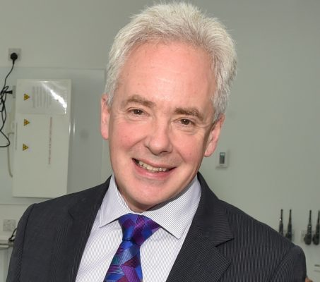 NHS Grampian chief executive Malcolm Wright.