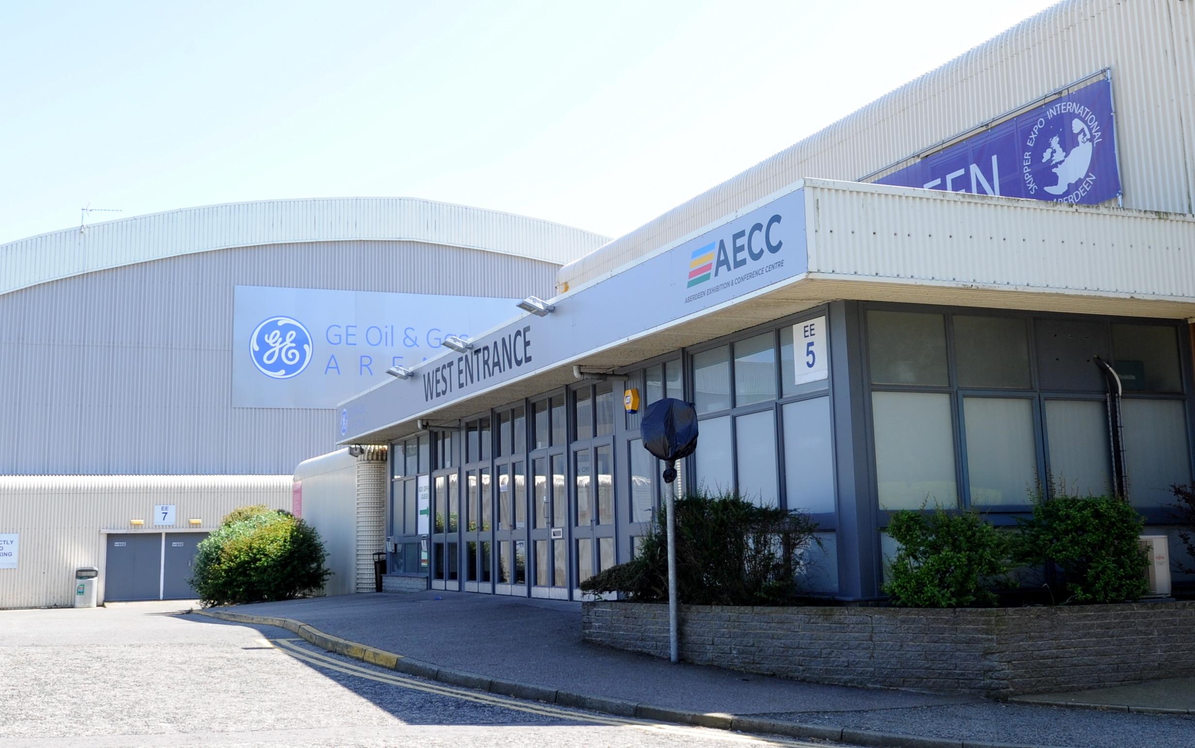 CITY venue: The AECC.