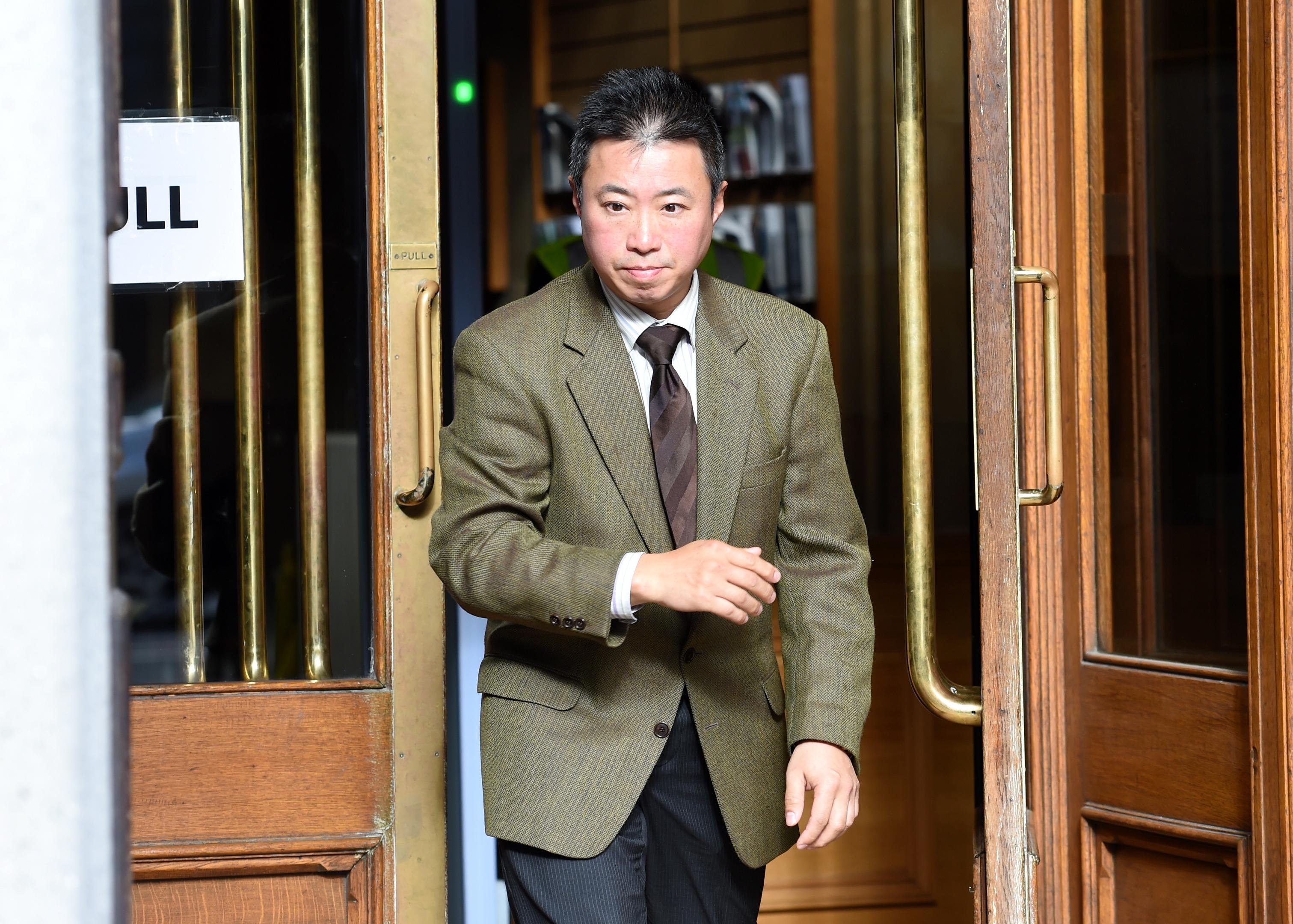 Conrad Chau
