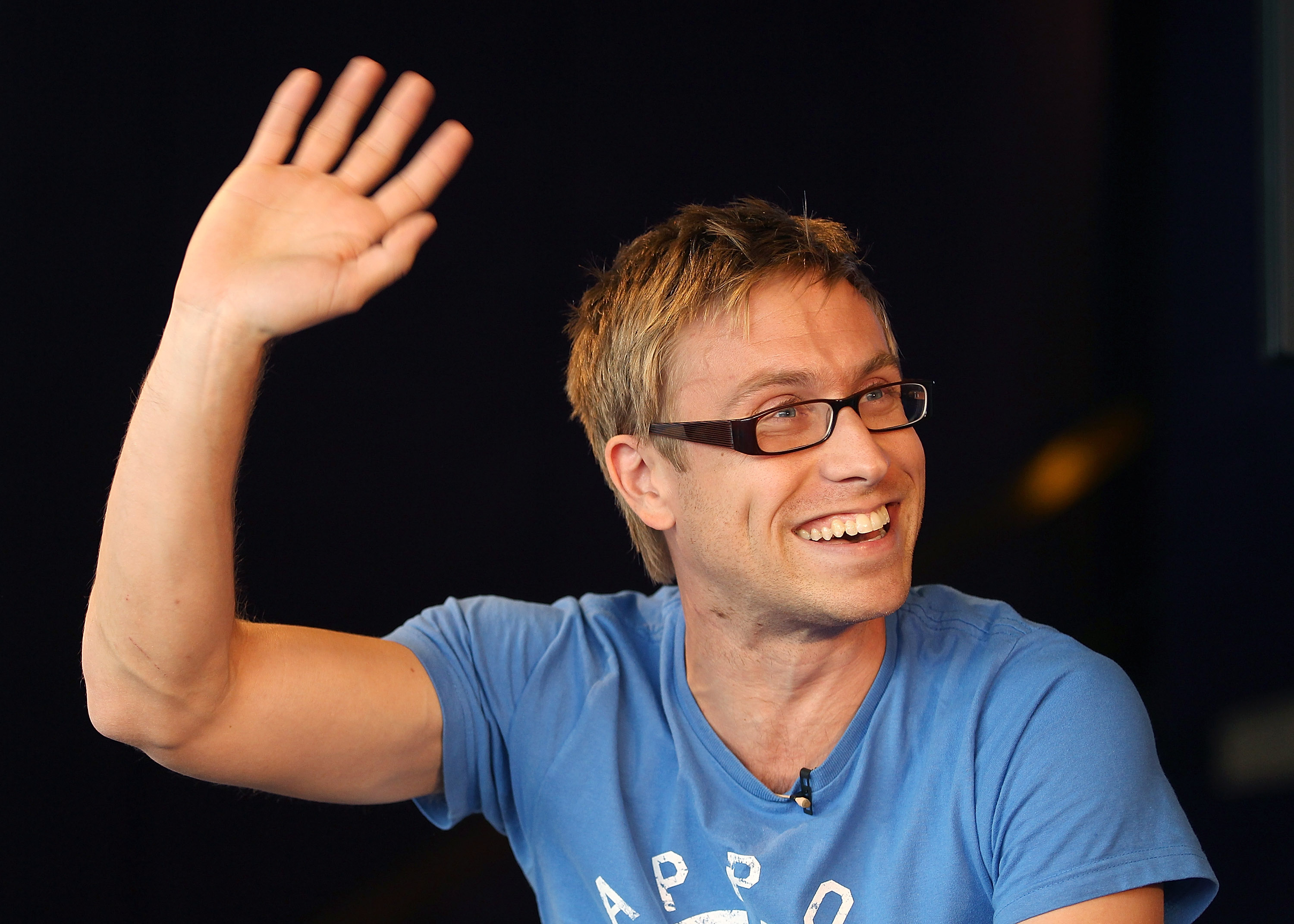Russell Howard will now perform twice in Aberdeen.
