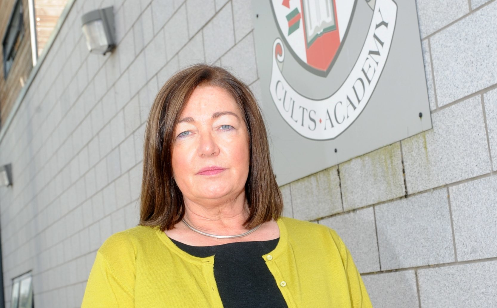 Cults Academy head teacher Anna Muirhead said a special assembly will be held at the school.