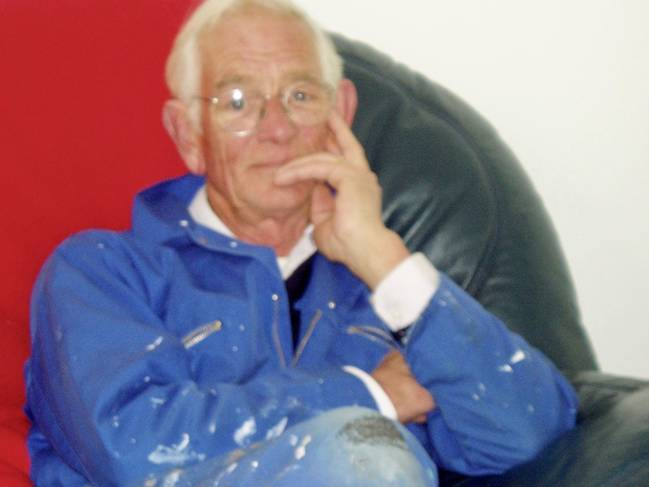 Brian Lawrence, 77, died after the crash.