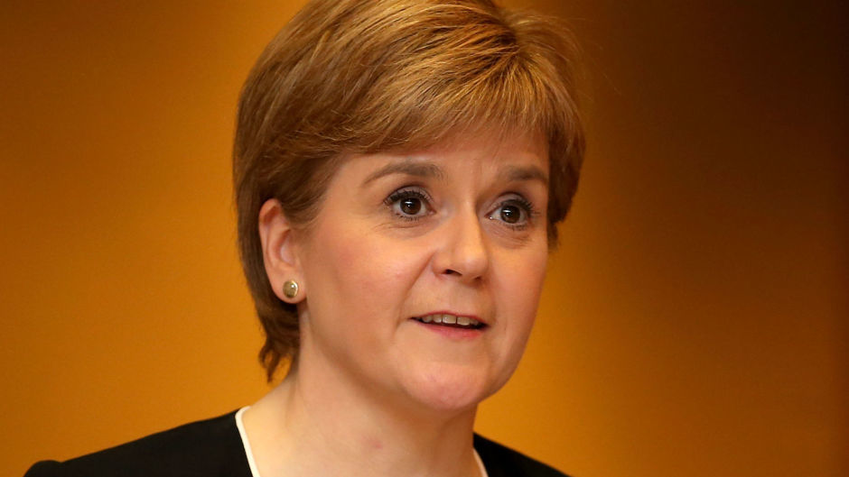 Nicola Sturgeon said her Government will publish a second Bill on Scottish independence next week