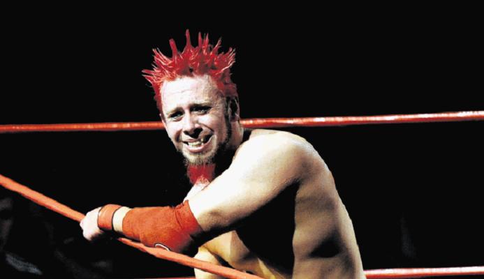 Wrestlezone star Scotty Swift