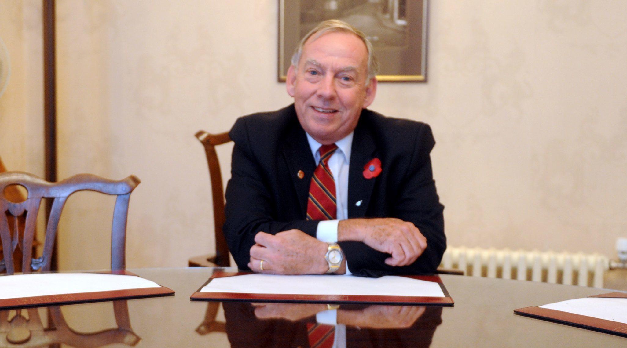 Tony Dawson, new chairman of Active Aberdeen Partnership.