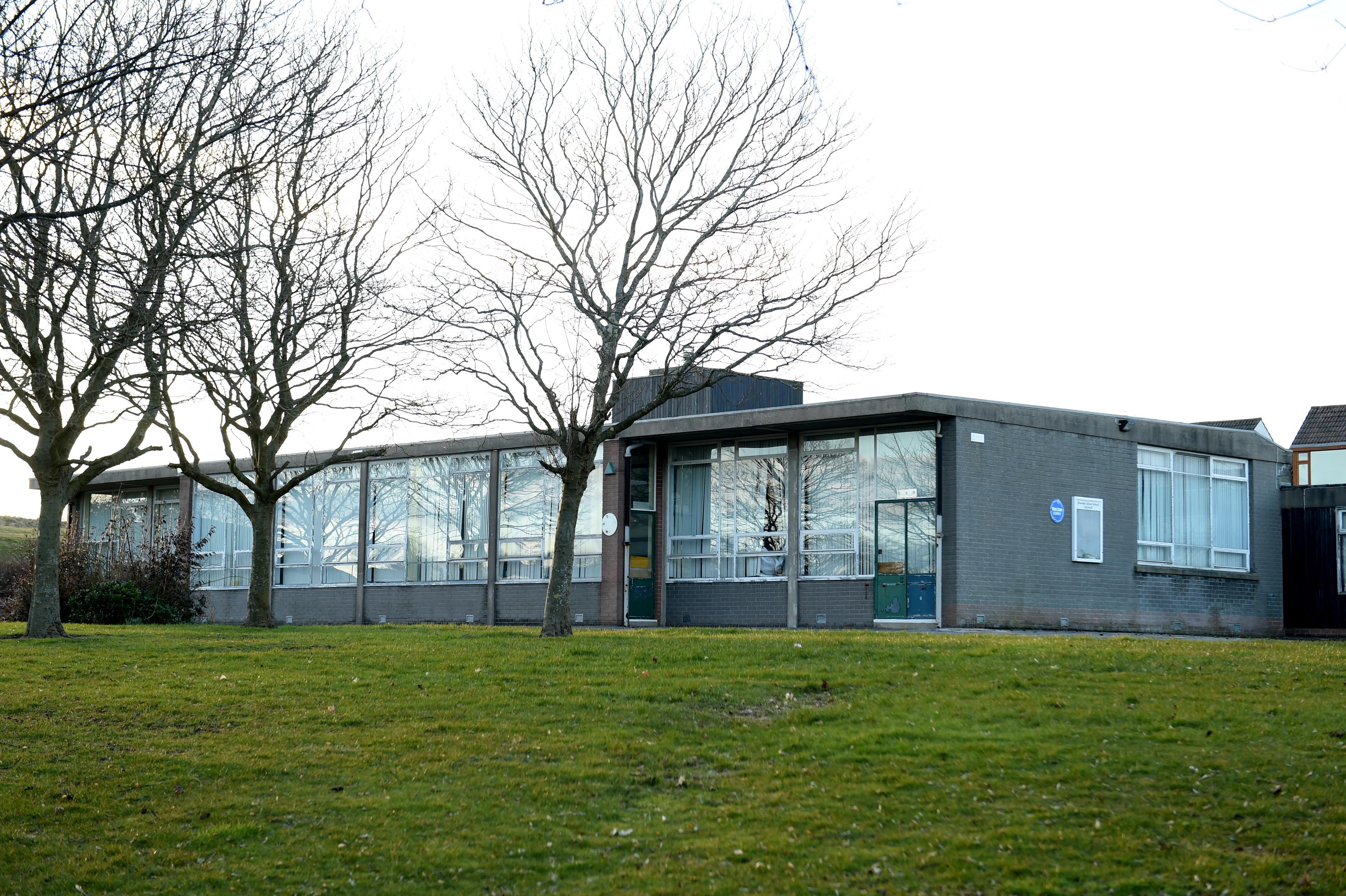 Braeside School refurbishment costs are estimated to be £422,000.
