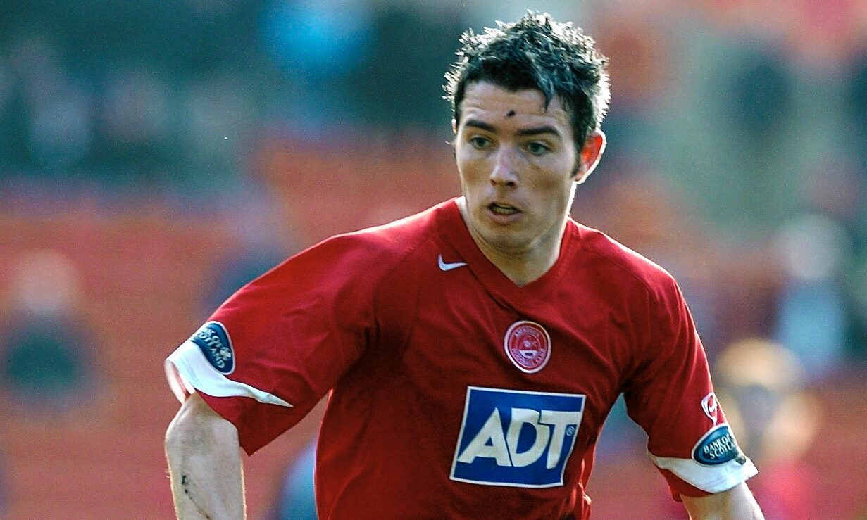 Ex-Don Kevin McNaughton returns to Pittodrie with Inverness Caley Thistle tonight.