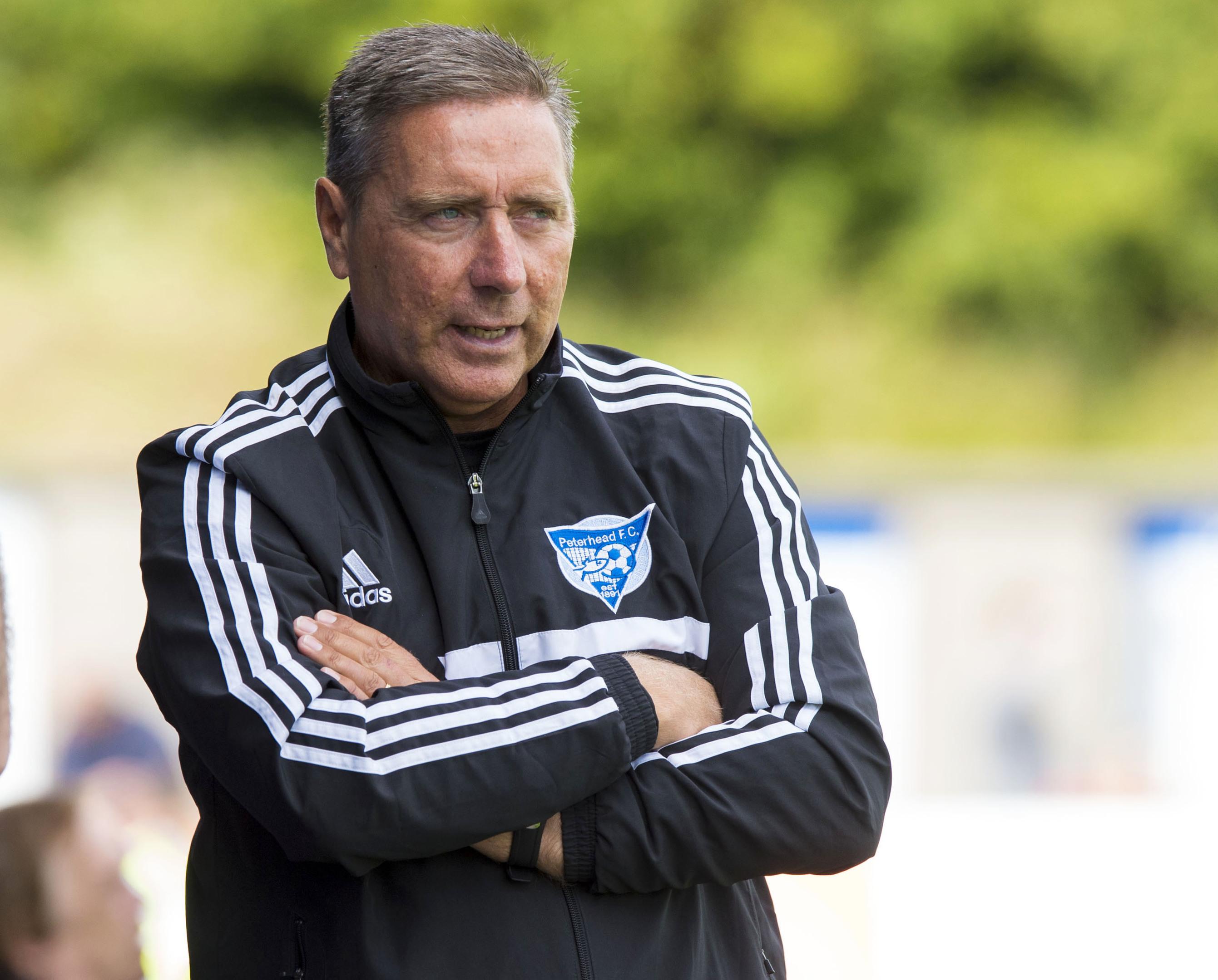 Blue Toon boss Jim McInally.