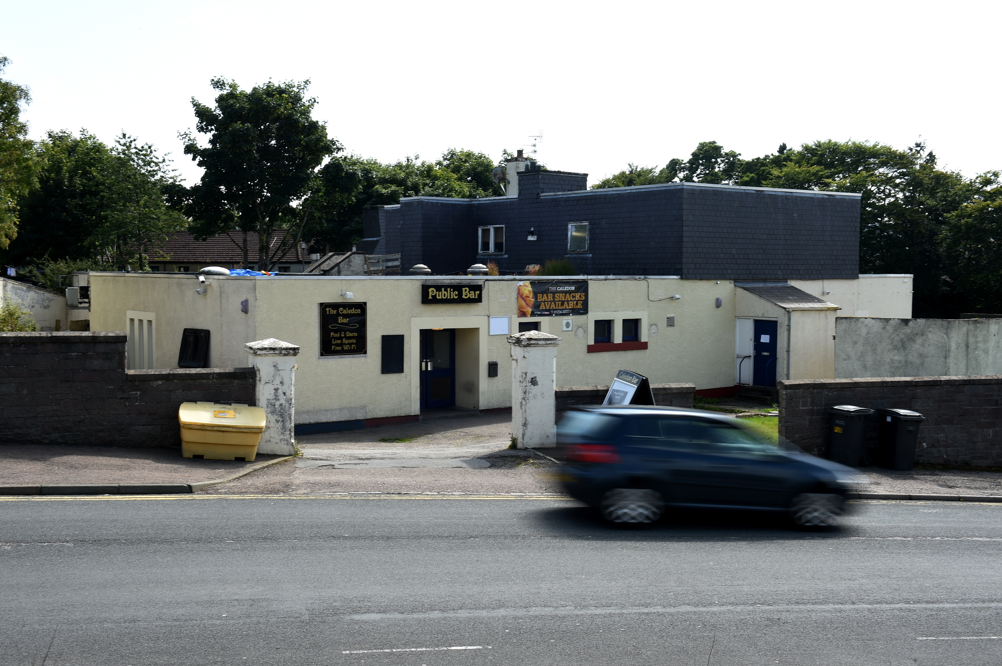 Caledon Bar  could be razed to build a 199-bed student living complex.