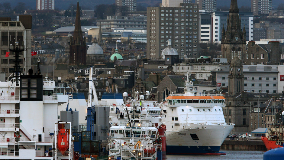 Aberdeen remains one of the least affordable locations, behind Edinburgh