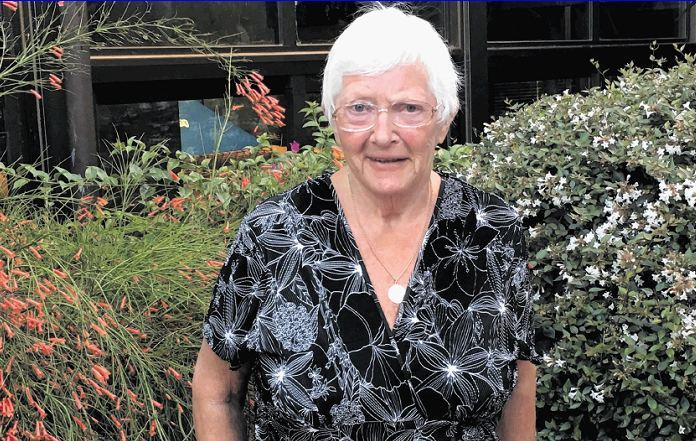Sandra Cran devoted nearly three decades to the charity.