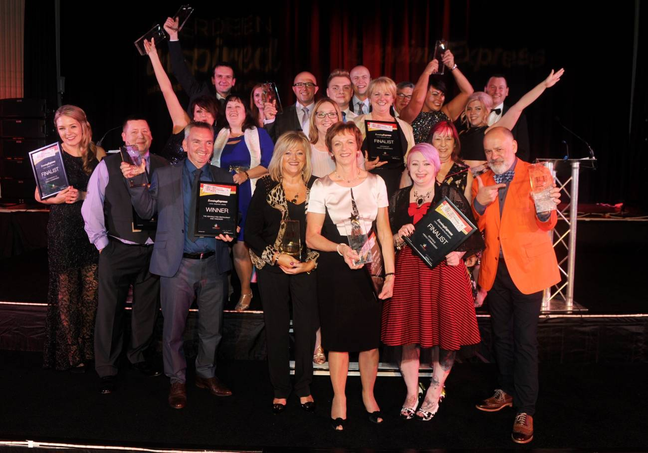 Winners in the Evening Express Local Retailer Awards are evidence of the great businesses we have.