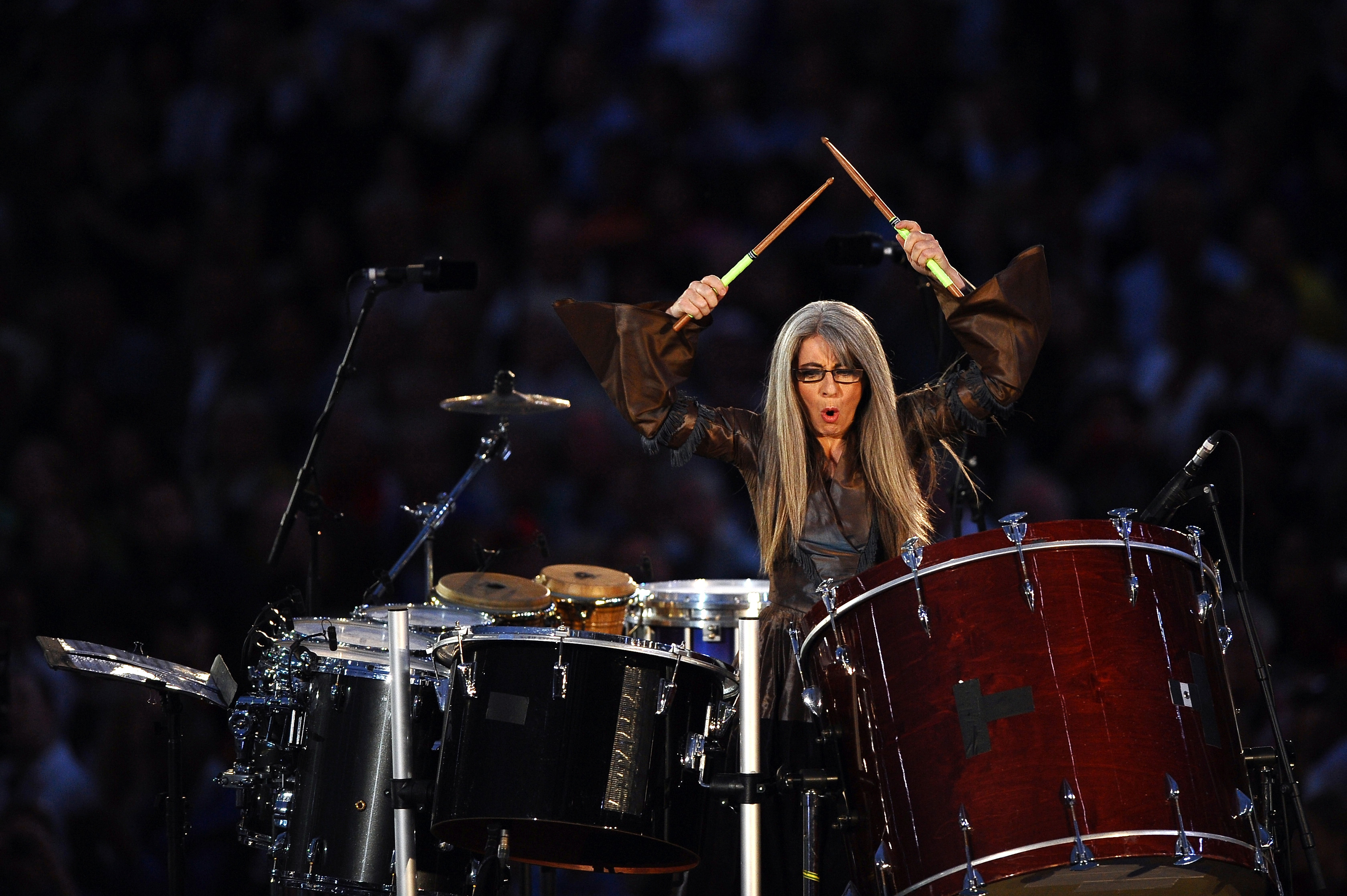 Dame Evelyn Glennie is among the names on the Power 100 list.