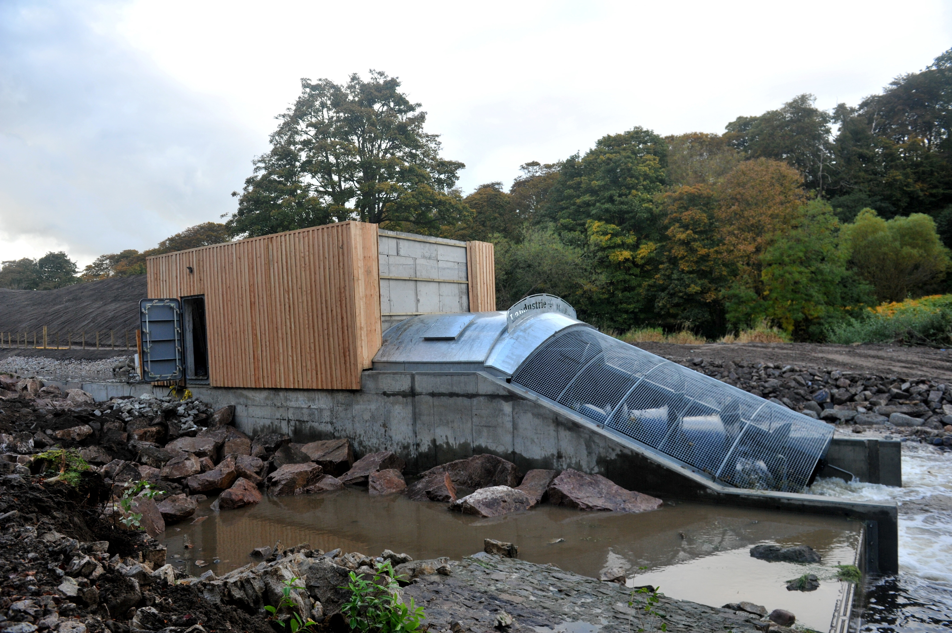 The Donside Hydro in the Tillydrone area of Aberdeen.