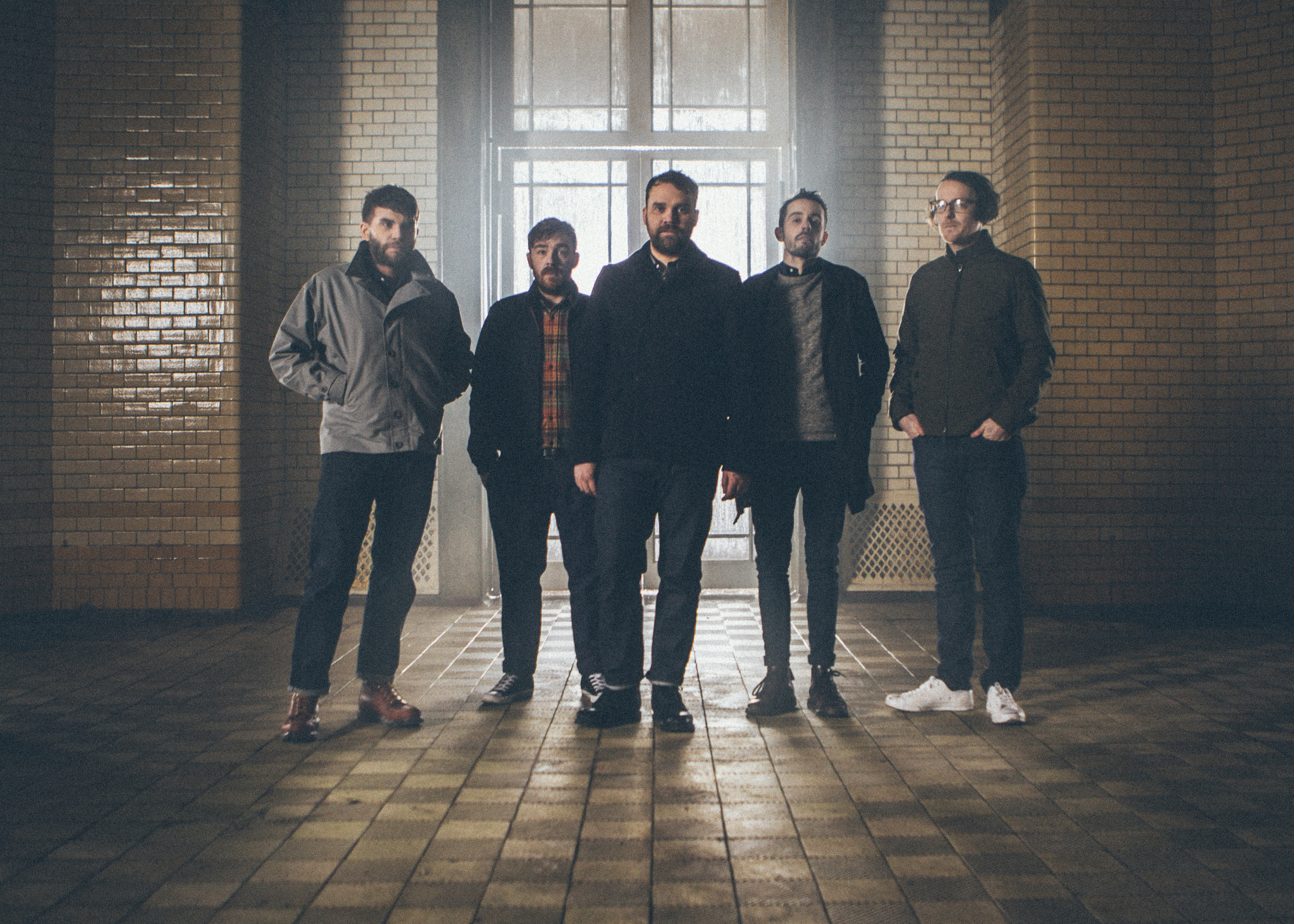 Frightened Rabbit have released their fifth album