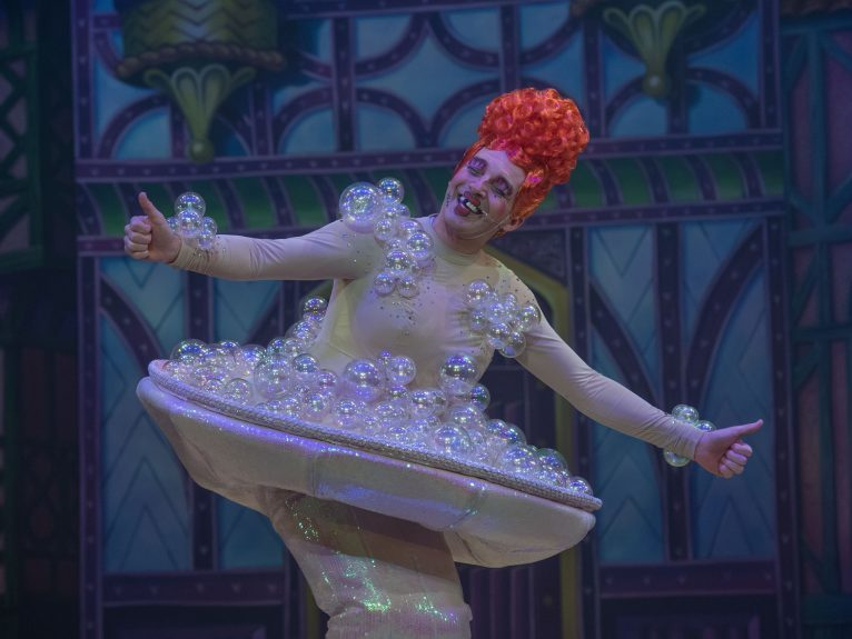 magic:  Elaine C Smith shone as Fairy Fitlike.