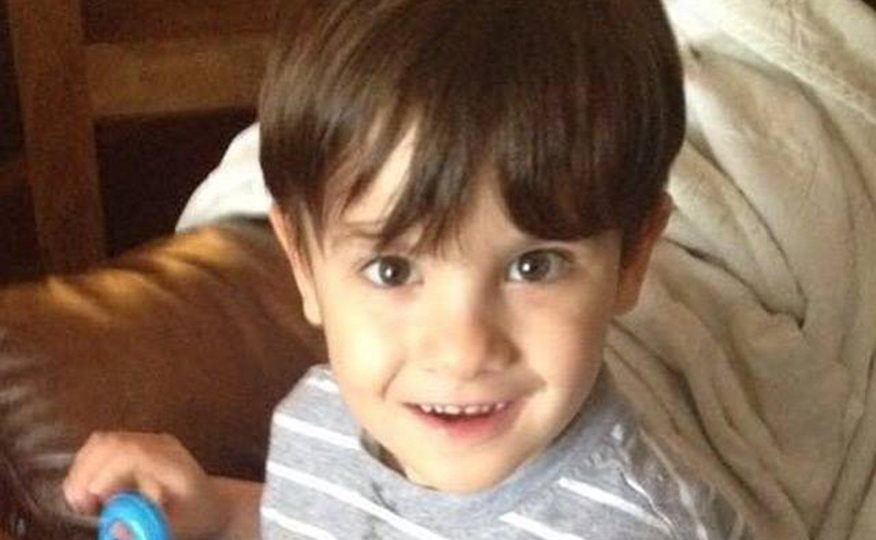 Daniel Anderson, 5,  is battling acute lymphoblastic leukaemia.