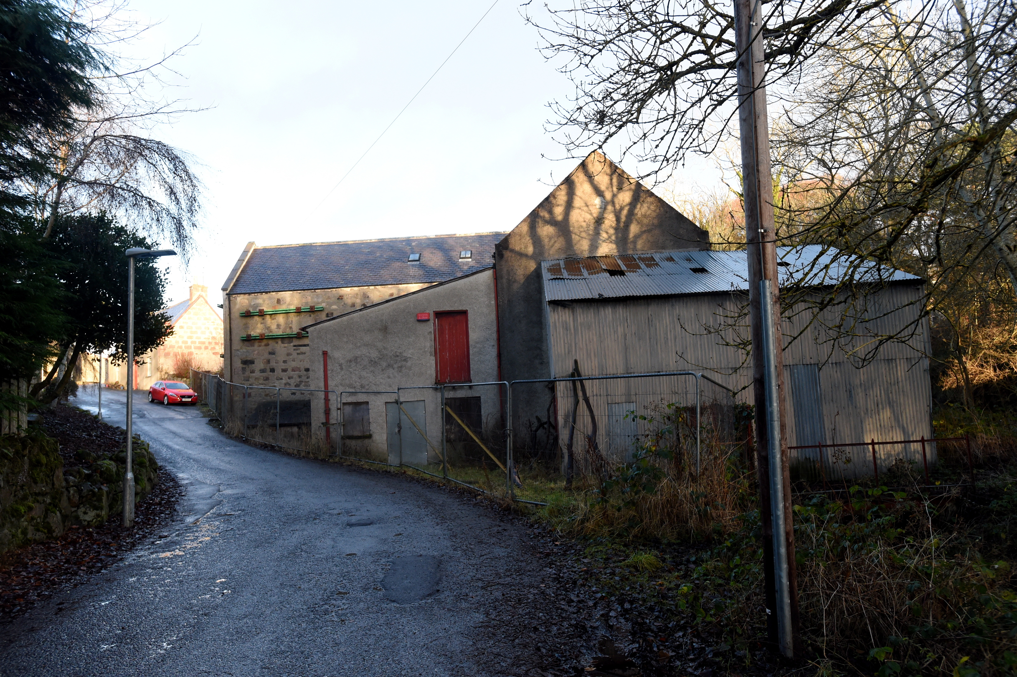 Plans have been put forward to turn Upper Kennerty Mill into a house.