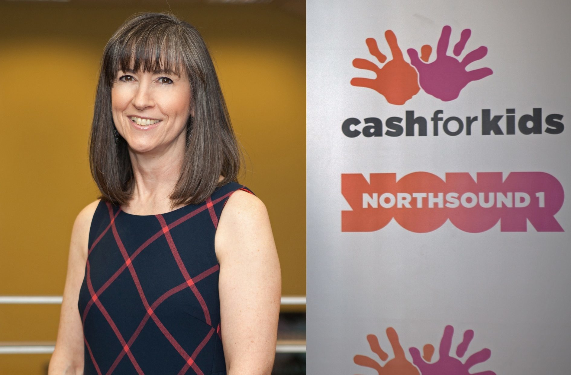 Cash for Kids charity manager Michelle Ferguson