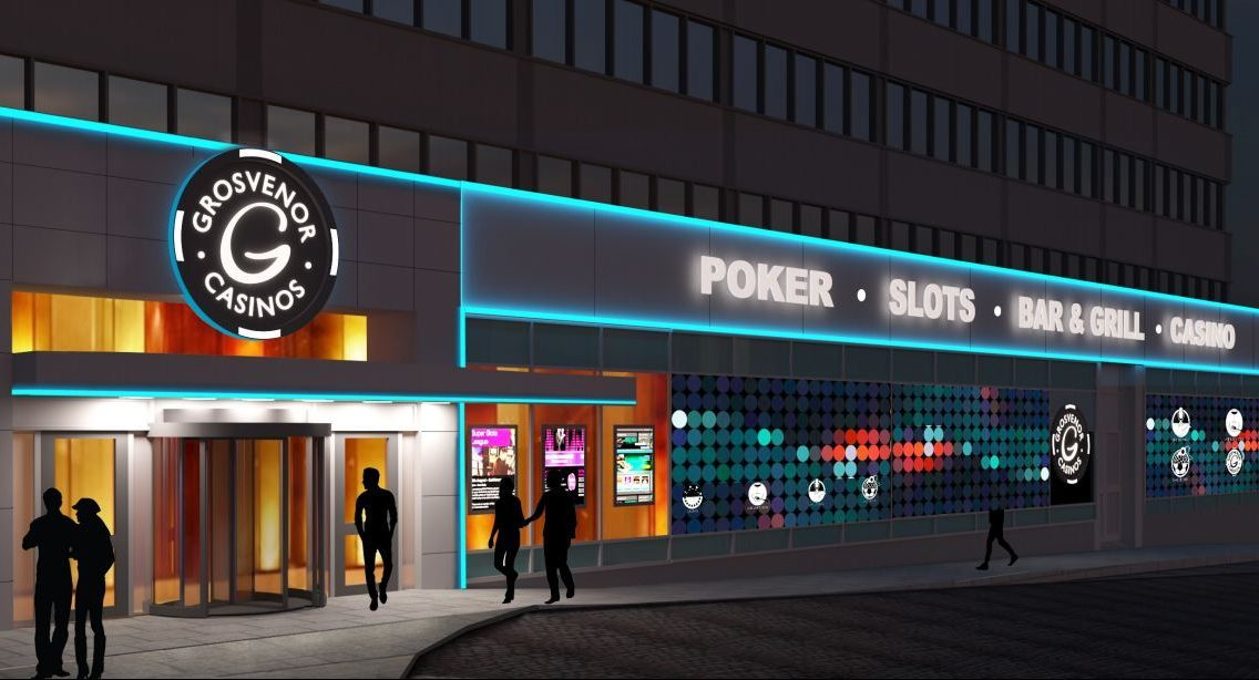 An impression of how the casino could look if plans are approved. Picture: Roberts Limbrick Architects.