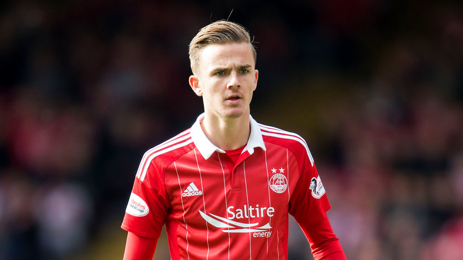 James Maddison will not be returning to the Dons.