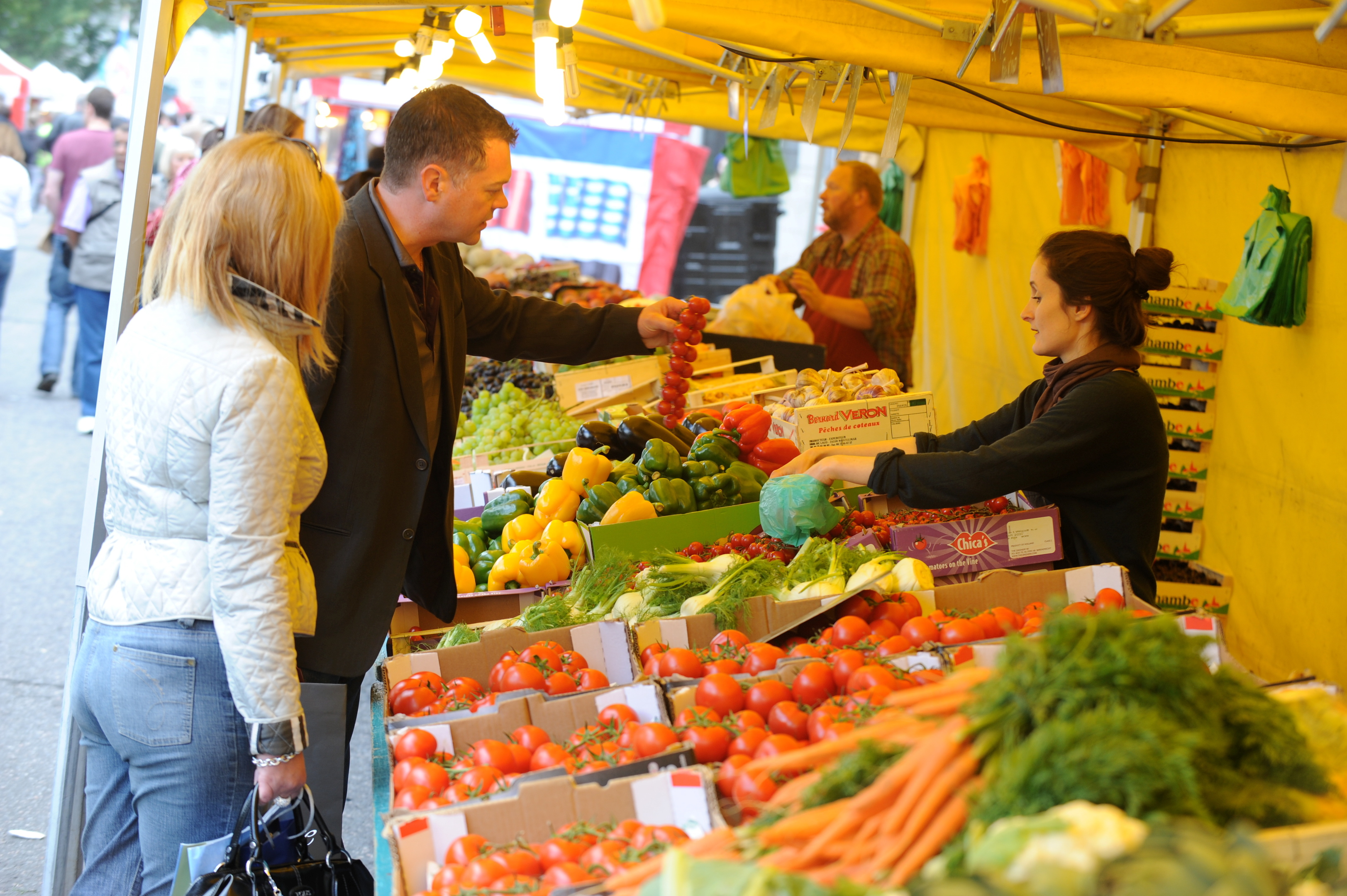 Weekly markets are just one of the ideas put forward by Independent Aberdeen.