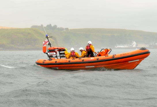 Stonehaven lifeboat is looking for a volunteer press officer