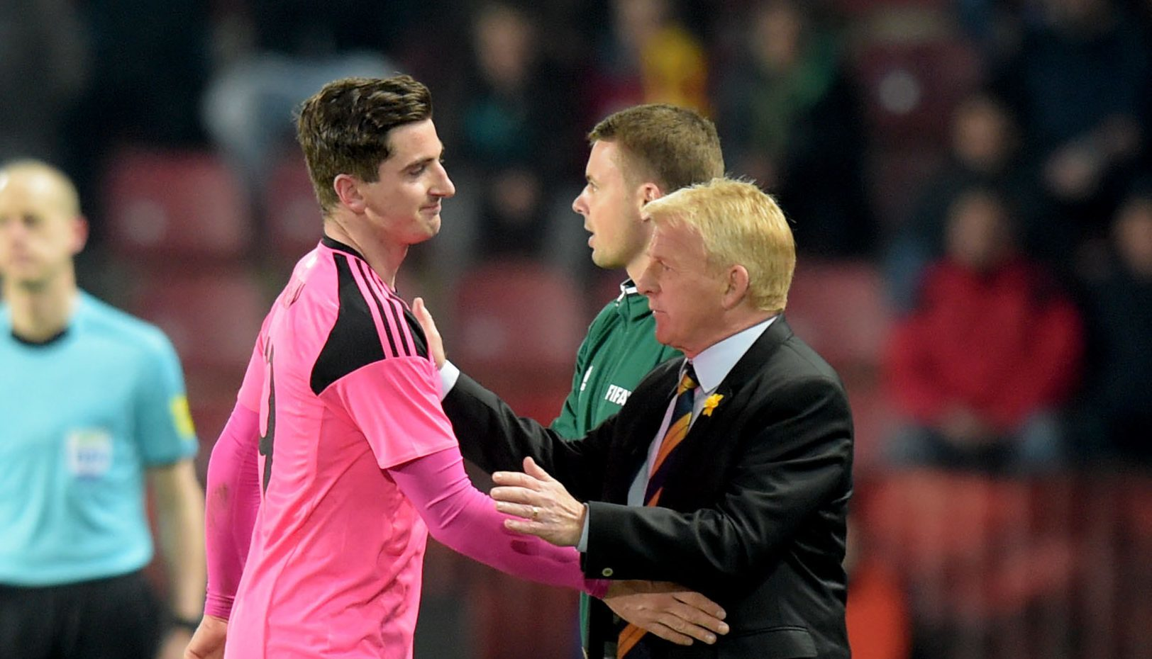 Kenny McLean has only made one appearance for Scotland despite his fine Aberdeen form.