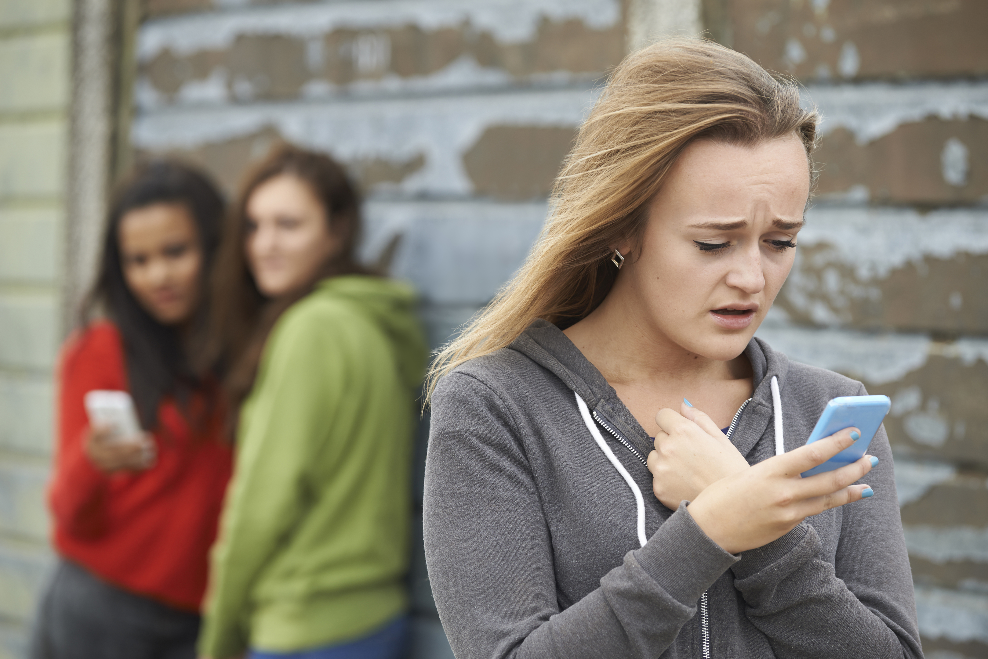 Figures reveal the numbers bullied over five years.