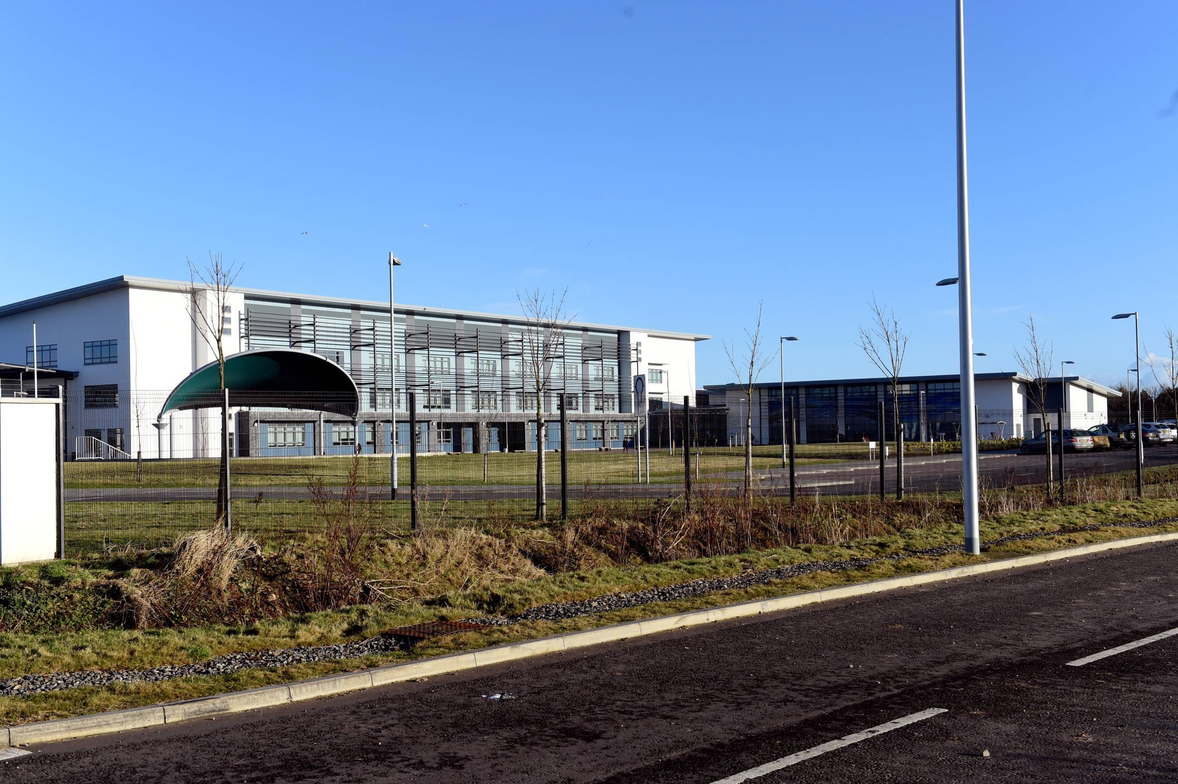 The event is being held at Ellon Academy