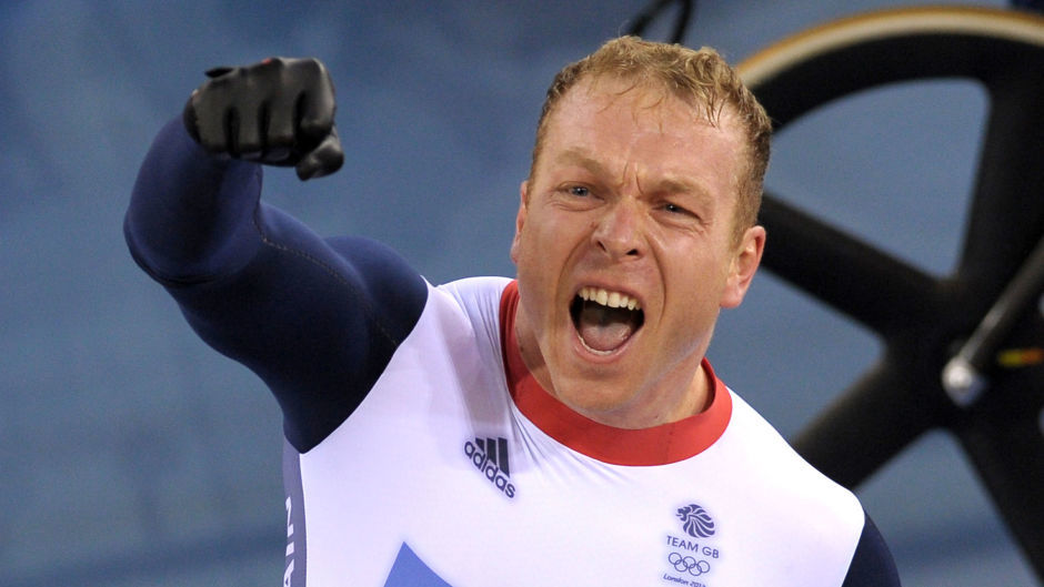Sir Chris Hoy was one of those caught up in snow trouble