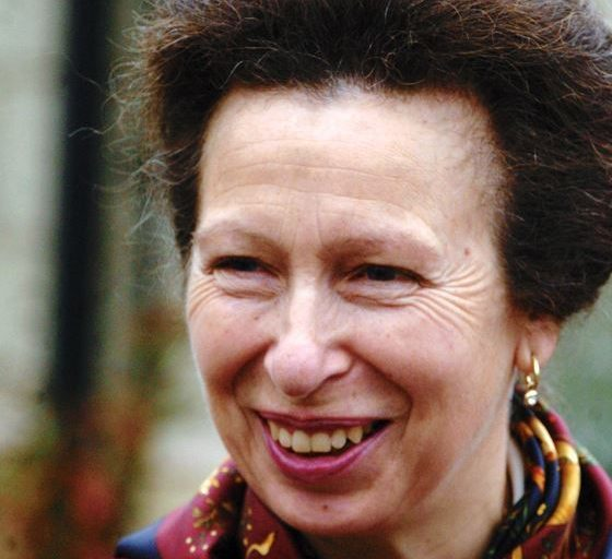 The Princess Royal will take part in the ceremonies for the sport centres