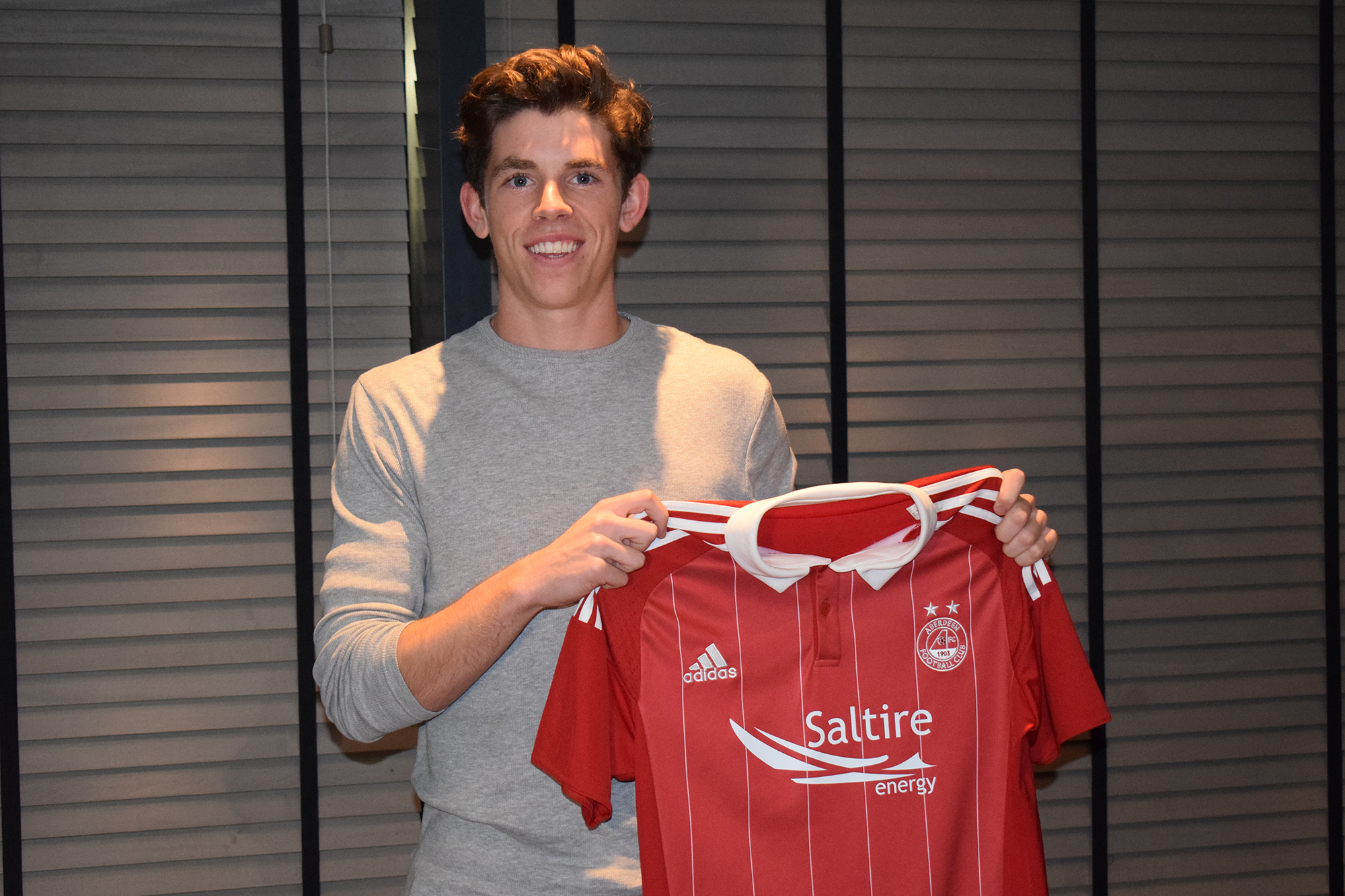 Ryan Christie has joined Aberdeen until the end of the season.