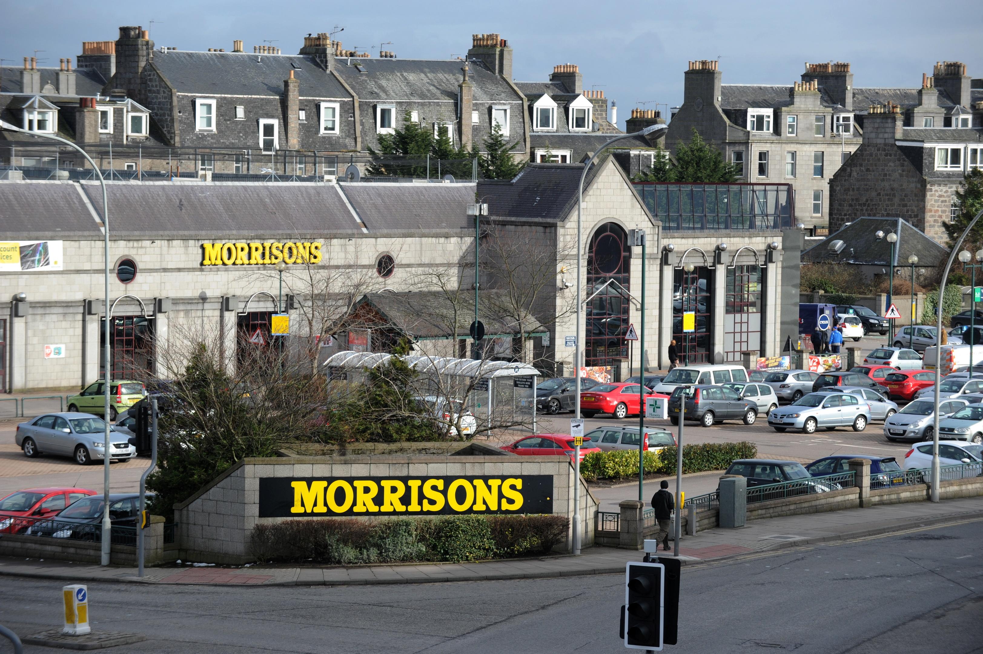 Morrisons in Aberdeen