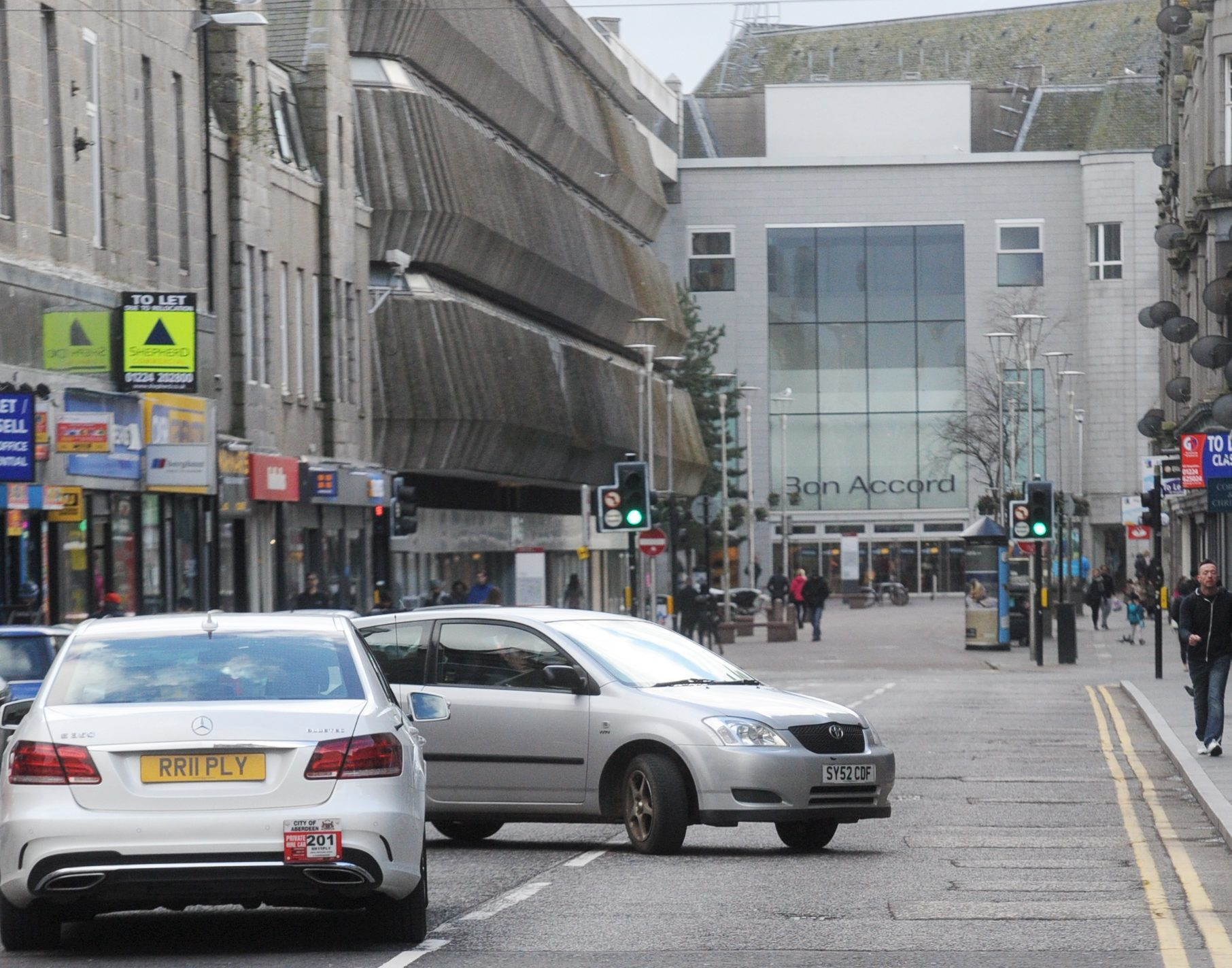 The group was formed to raise the profile of George Street.