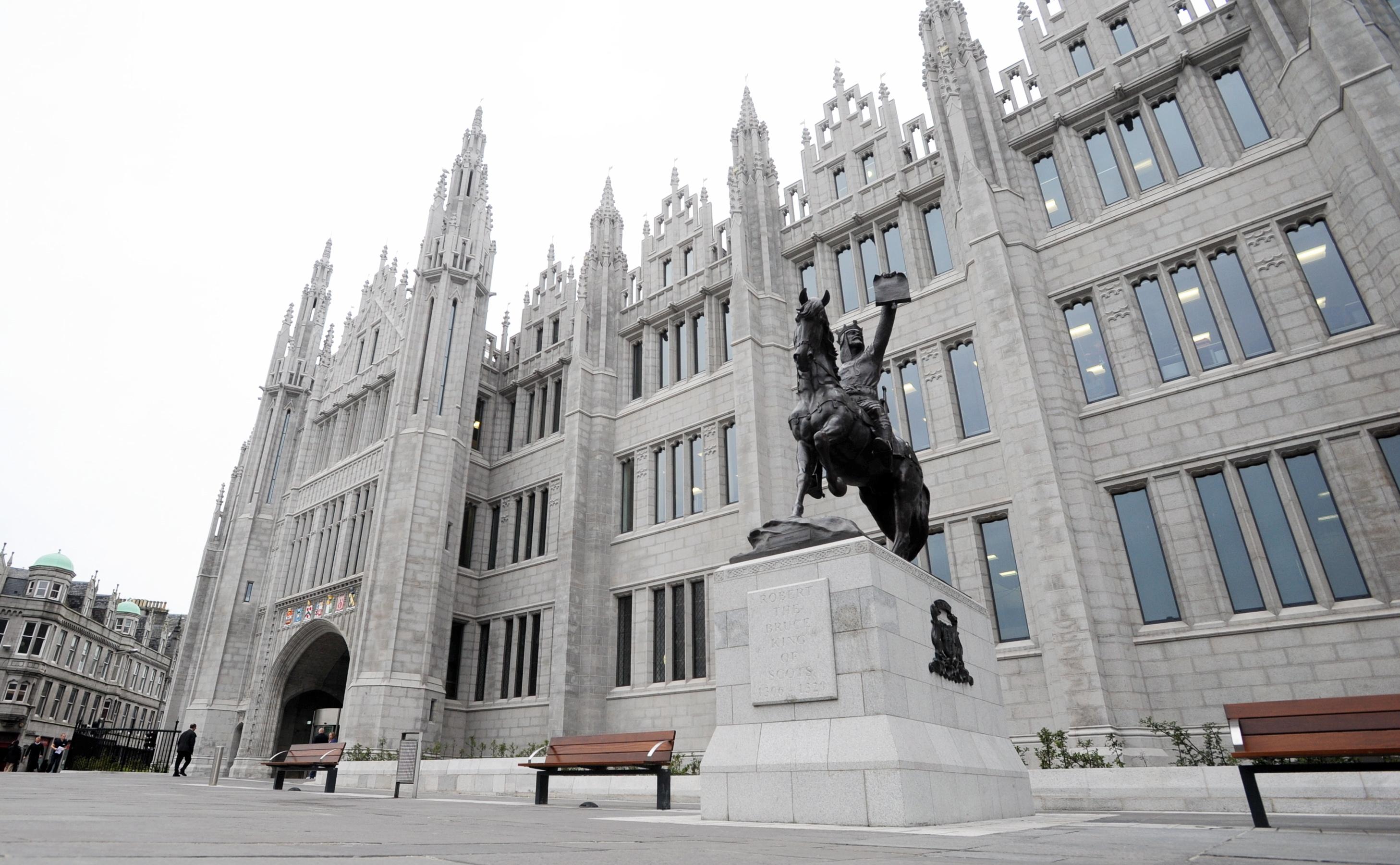 Aberdeen City Council HQ
