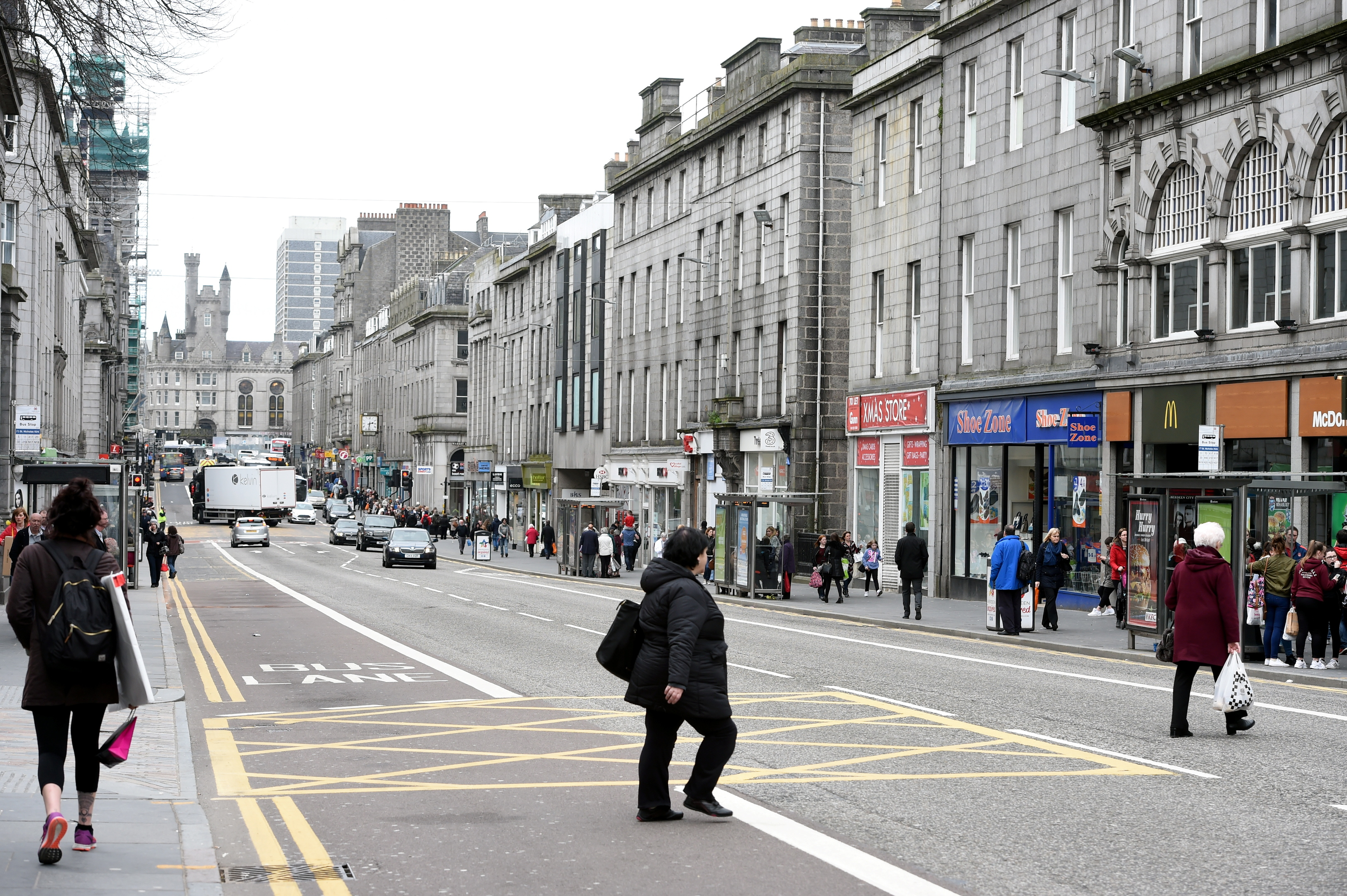 Several shops in Aberdeen will not be reopening after lockdown