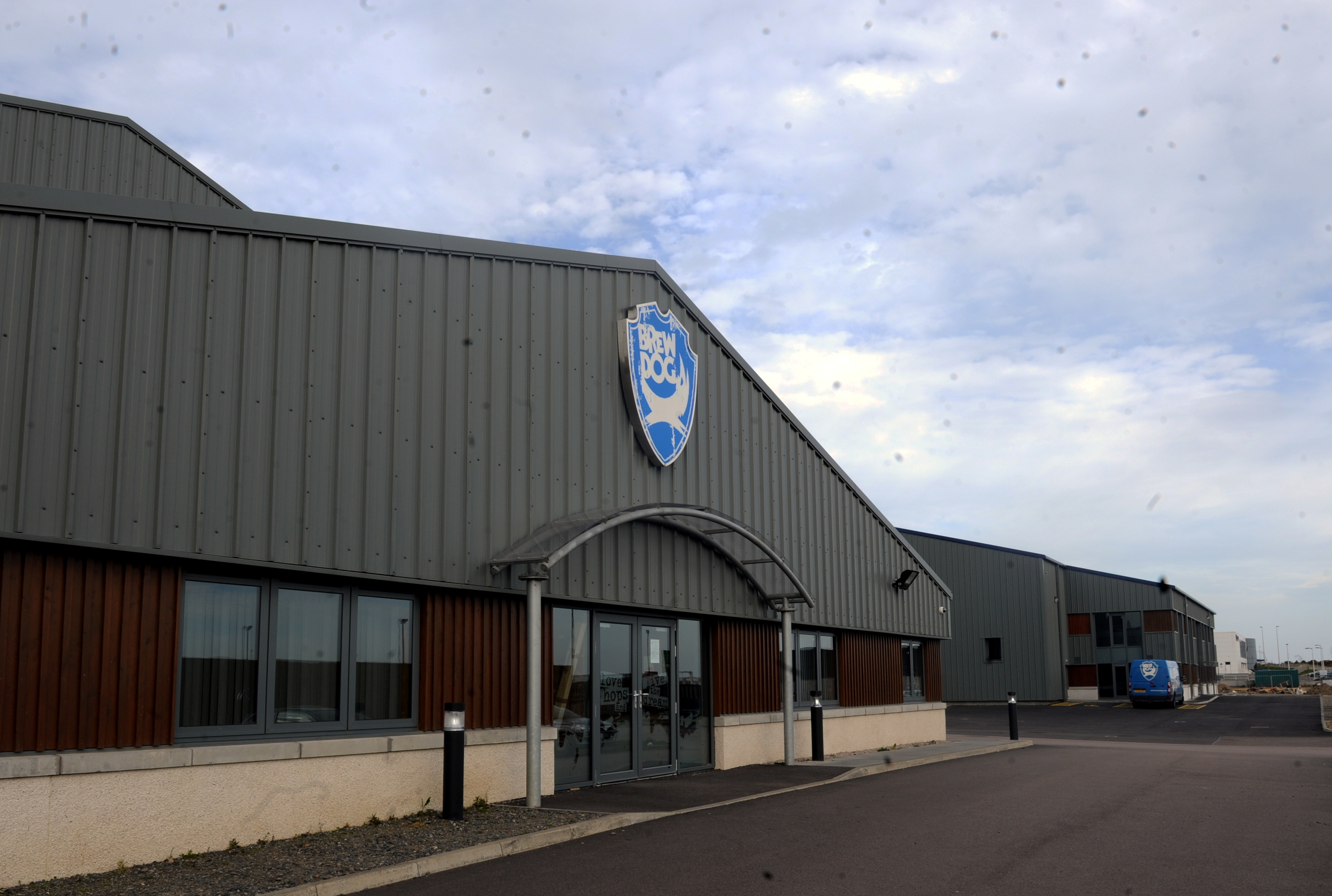 Liquid waste from BrewDog could be transported to Fetterletter Farm.