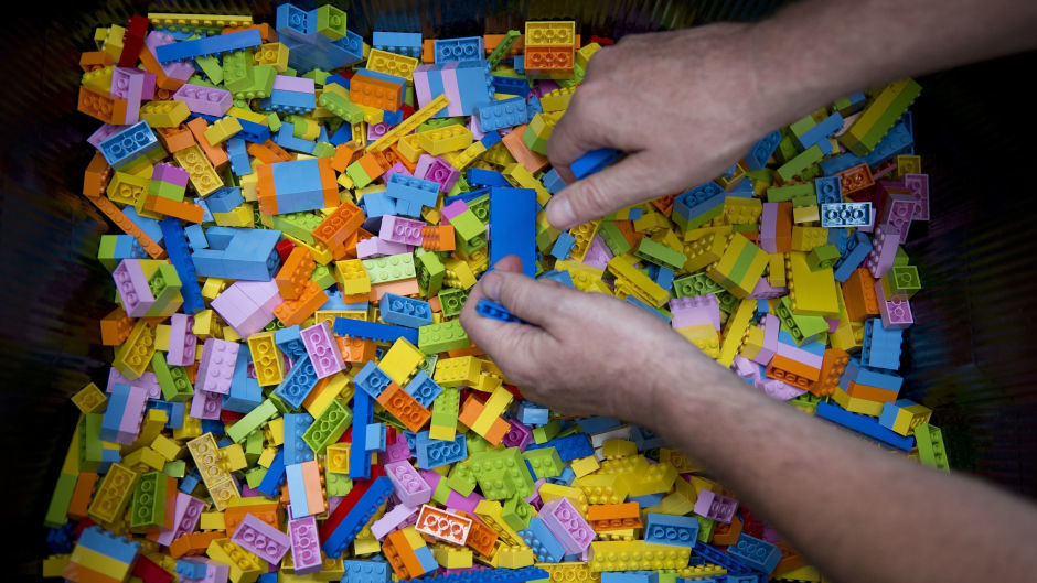Lego enthusiasts are wanted to help judge a competition