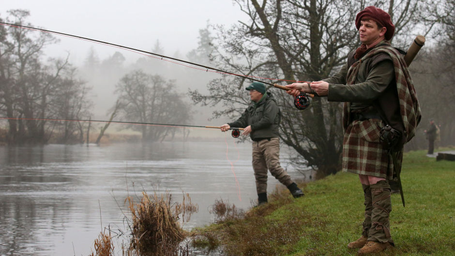 Angling could return to Loch Insch later this week