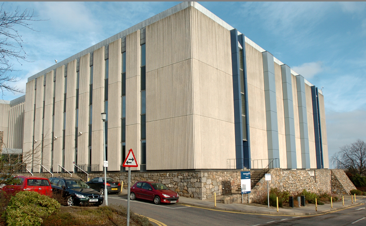 Aberdeenshire Council could be facing huge losses over the next 20 months