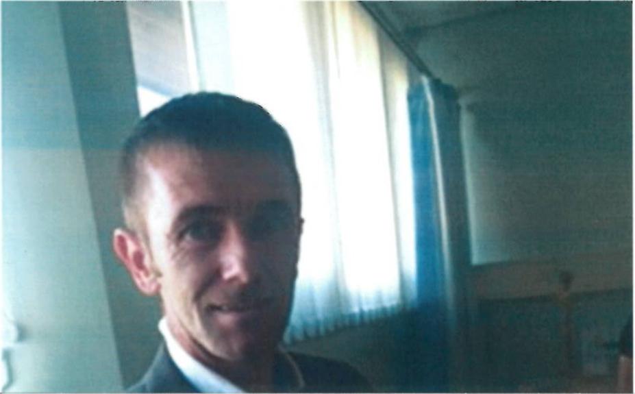 Darren Scott has been reported missing.